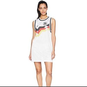 Adidas Tank Dress Germany Soccer